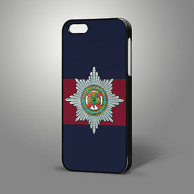 buy online 4a7e7 0bd11 THE IRISH GUARDS PERSONALISED PHONE CASE COVER IPHONE 4 / 4S / 5 / 5C / 6 /  7   eBay