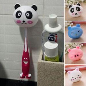 Durable dessin anim mignon animal ventouse porte brosse dent ebay - Porte brosse a dent ventouse ...