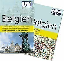 DuMont-Reise-Taschenbuch-Reisefuehrer-Belgien-von-Ti-Buch-Zustand-sehr-gut