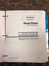 Land Pride Great Plains Rotary Cutterbox Scraperrake Manuals Amp Parts