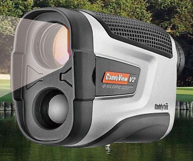 Caddyview V2 por Caddytek telémetro láser con compensación de pendiente