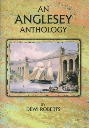 New, Anglesey Anthology, Roberts, Dewi, Book
