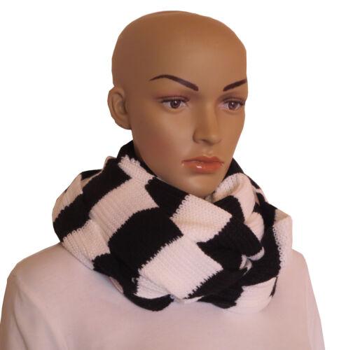 27 CODELLO 32108403 hiver wonderlan Knit Loop écharpe écharpe en tricot NEUF