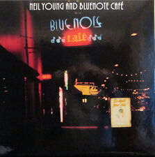 NEIL YOUNG AND BLUENOTE CAFE, BLUENOTE CAFE 4 LP BOX SET (NEW)