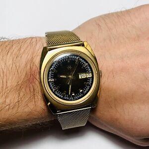 Vintage Men's Hamilton Electronic Wrist Watch