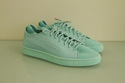 best website a4fea 1f8e6 Puma Basket Sock Lo X Diamond Supply Co Blue New No Box Men ...