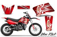 Yamaha Ttr90 Creatorx Graphics Kit Decals You Rock R