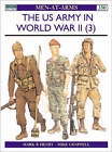 The US Army in World War II: v.3: North West Europe by Mark R. Henry (Paperback, 2001)