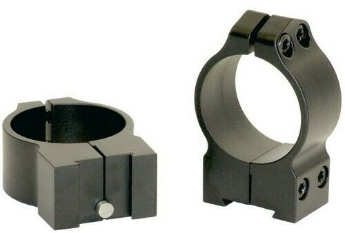 Warne Maxima Scope Rings for Ruger M77 1 Inch Medium 1R7M
