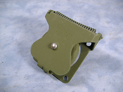 M35A2 M939 M809 MILITARY TRAILER RECEPTACLE COVER M998 M35A3 M813