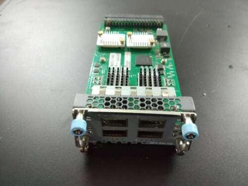 Ports Expansion Module for QFX5100 EX4600 Tested Juniper QFX-EM-4Q 4 QSFP