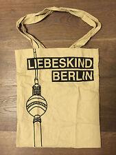 LIEBESKIND BERLIN - PROMO-BEUTEL - creme - absoluter KULT - NEU!!!