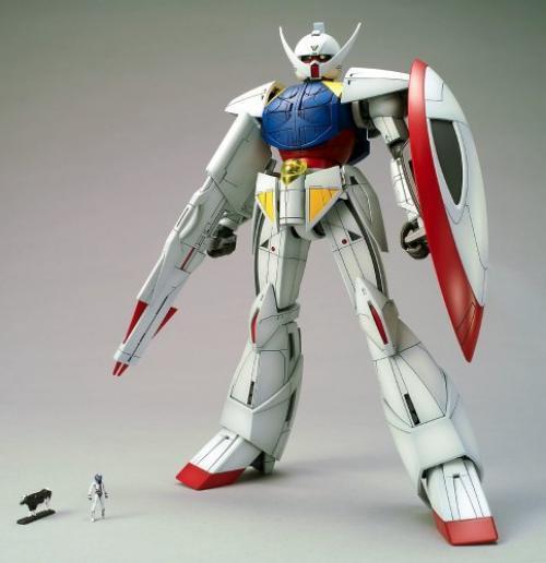 Nuevo Bandai MG 1 100 Wd-M01 Vuelta a Gundam Maqueta de Plástico en Kit F   S