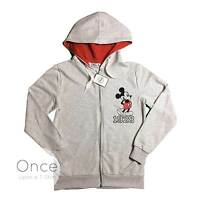 Primark Disney Mickey Mouse 1928 Hooded Zip Up Jumper Hoodie