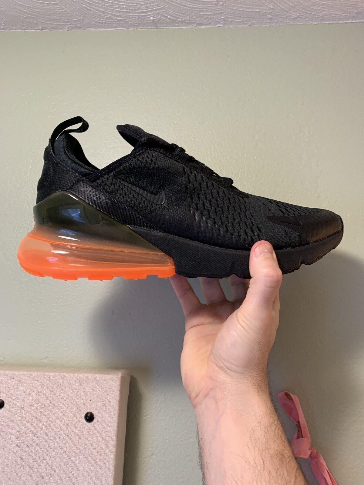 Mens Nike Air Max 270 Size 8.5 (AH8050 008) No Box Top