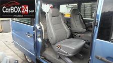 Mercedes-benz V-clase Vito asiento de cuero sede atrás gris nr 4