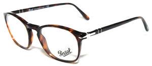 Persol 3007 52 1056 Beige Havana Occhiali Vista Eyewear Brille Oculos Lunettes oAGxdpojJ