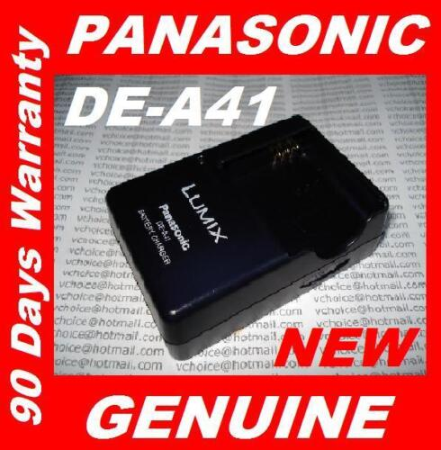 New PANASONIC DE-A41 Charger for CGA-S005A Battery