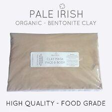 1KG High Quality Food Grade Calcium Bentonite Healing Clay Fullers Earth