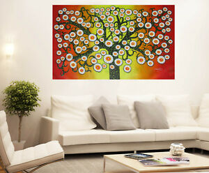 Aboriginal-Art-Oil-Painting-Choose-Colours-Match-Your-Room-Design-Great-Service