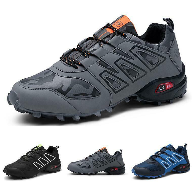 Men's 2019 Hiking shoes Breathable Comfort Sport Dance Bash Cross Strappy shoes