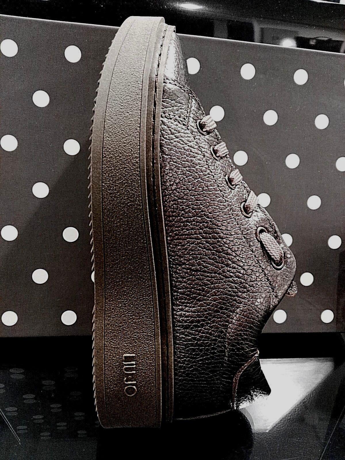 LIU JO,Sneakers JO,Sneakers JO,Sneakers Echtleder ,Bronze, farbe,RABATT 20%,Sohle Gummi,FLATFORM. b52f8d
