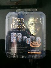 Warhammer Lotr Mines Of Moria Dice Set Goblins New & Sealed Games Workshop  OOP