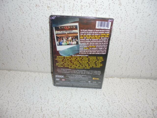25 Years Of Improv Comedy (DVD, 2006) for sale online   eBay