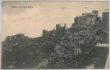 CARTOLINA d'Epoca - ENNA citta' : TORRE PISANA