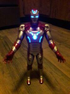 Asst Marvel Avengers Iron Man Arc FX Mask and Arc Light with Sounds NIP