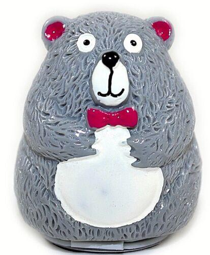 party bag lip balm coconut flavour grey bear
