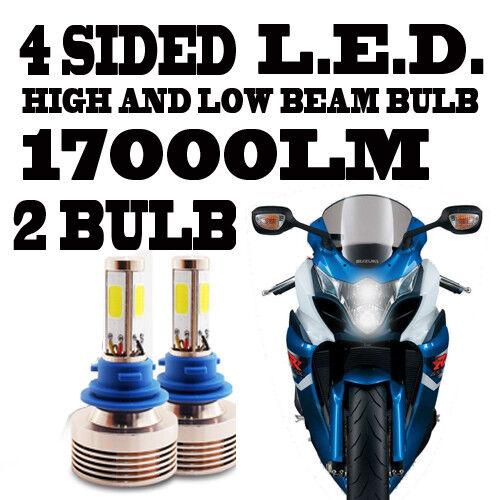LED HEADLIGHT BULB SUZUKI GSXR1000 YEAR 11,12,13,14,15,16
