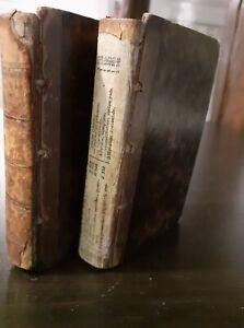 1825 De J. F. Regnard Comedie-Theatre Tomo 2 + 4