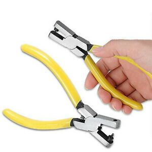 Universal-Watch-Hole-Punch-Plier-Band-Strap-Eyelet-Leather-Hand-Repair-Tools
