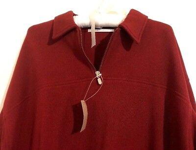 Perry Ellis Principles Eclipse Blue Full Zip Men/'s Sweater Vest NWT $69.50 M L