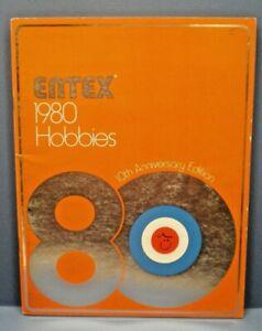ENTEX 1980  55 page 10th Anniversary full line color Dealer Sales Catalog L@@K!