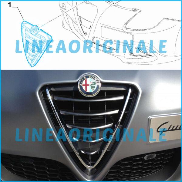 Reejilla Bruñido ORIGINAL Alfa Romeo Giulietta MY2013 anterior remodelación new