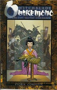 WITCHBLADE OBAKEMONO - storia completa - Cult Comics - Panini