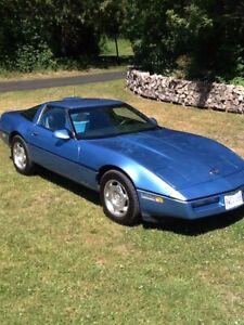Classic 1988 Corvette