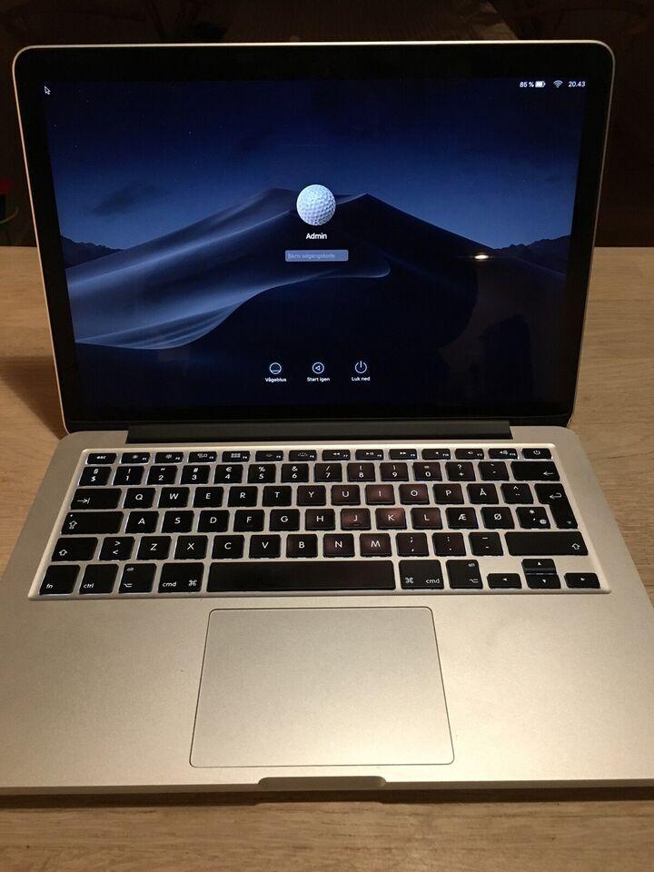 MacBook Pro, MacBook Pro Retina 13-inch, mod 2014