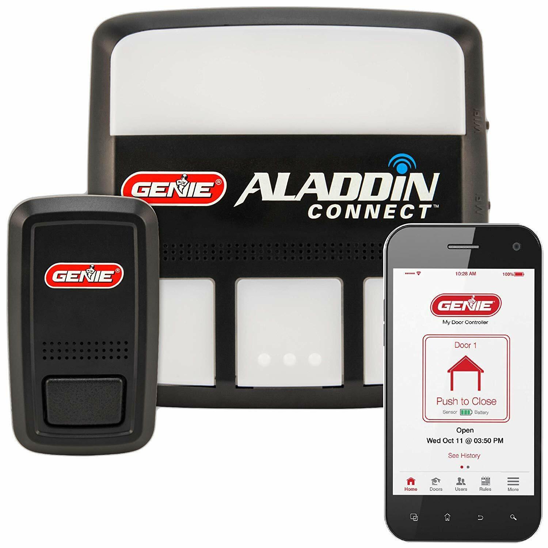 Genie 39226R LKT1-R Aladdin Connect Smartphone Garage Door Opener