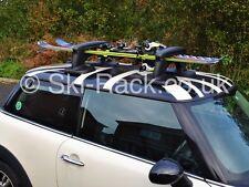 MINI Cooper Ski & Snowboard Rack  - No Roof Bars Required