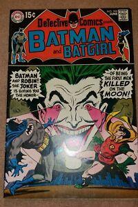 DETECTIVE COMICS 388 JOKER COVER 1969 NO RESERVE!!! | eBay
