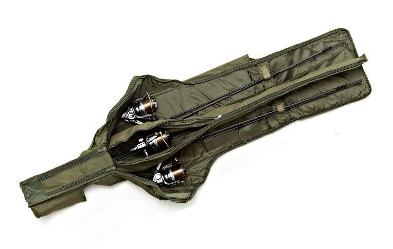 NEW Trakker NXG Carp Fishing Rod Holdall   Sleeve   Bag 10FT, 12FT OR 13FT