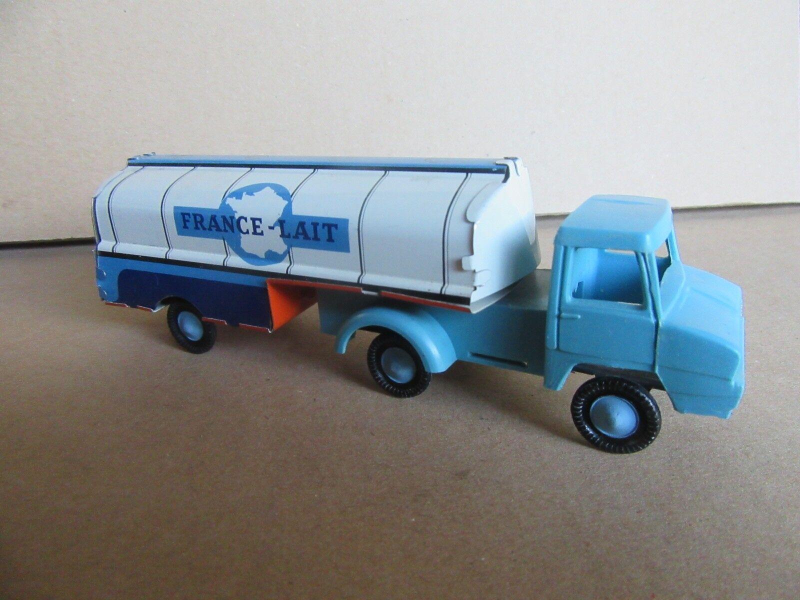 380H Raro Sesame 1 65 Berliet Stradair Francia Leche Azul