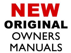 1985-BUICK-RIVIERA-Car-Owner-039-s-Manual