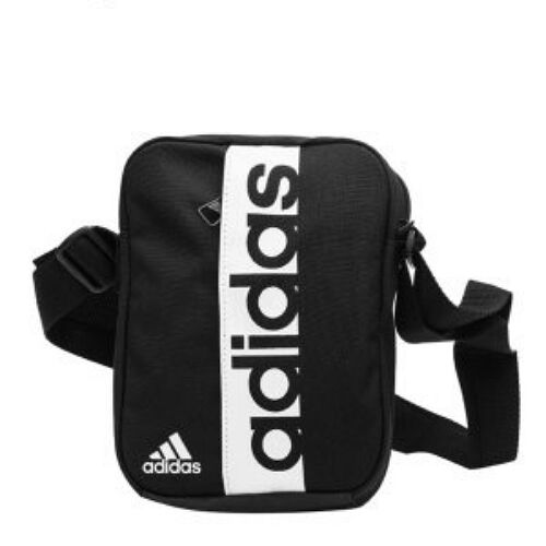 7789730cefc Genuine adidas Linear Performance Organizer S99975 Authentic Shoe Case  Small Bag   eBay