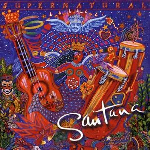 Santana-Supernatural-New-CD-UK-Import