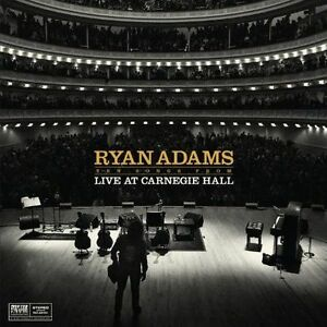 RYAN-ADAMS-Ten-Songs-From-Live-At-Carnegie-Hall-CD-BRAND-NEW