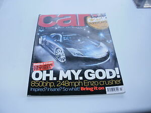 CAR       MAGAZINE       FROM  MARCH   2004      ENGLISH MONTHLY